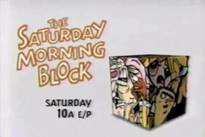 Saturday Morning Block Logo