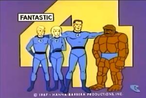 Fantastic Four title