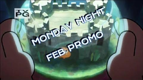 Cartoon Network-(New Monday Night Short Promo Feb,15 2016) 1080p HD