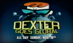 Dexter Goes Global