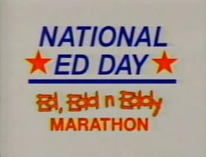 National Ed Day Marathon