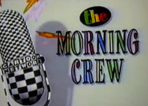 The Morning Crew Logo