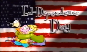 Ed-Dependence Day