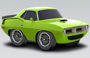 Plymouth HEMI 'Cuda 1970