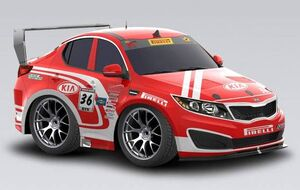 2012 Kia Optima World Challenge
