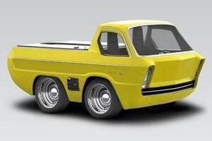 Dodge Deora 1965