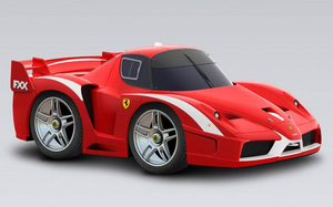 Ferrari FXX Evoluzione 2007