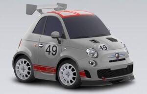 Fiat Abarth Assetto Corse 2011