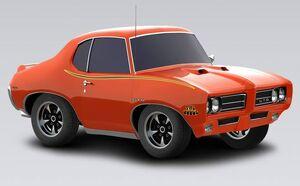 Pontiac GT The Judge 1969