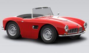 BMW 507 Roadster 1956