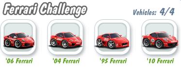 Ferrari Challenge Collection