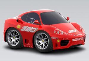 Ferrari 360 Challenge 2004