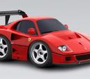 Ferrari F40 LM 1989