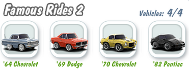 Famous Rides 2 Collection