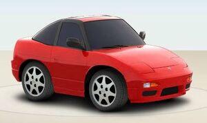 1992 Nissan 240SX Hatchback