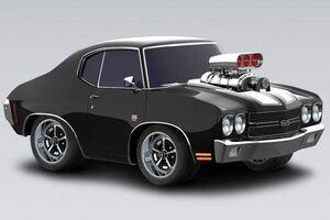 Chevelle SS 454 1970