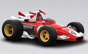1970 Ferrari F312B