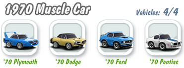 1970 Muscle Car Collection