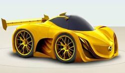 2008 Mazda Golden Furai