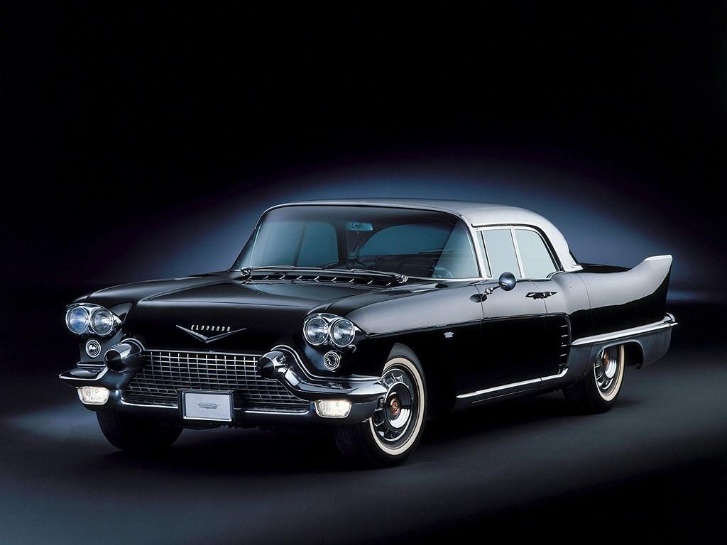 Cadillac Eldorado Brougham 1957-1-