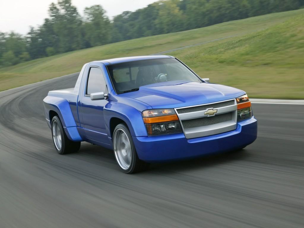 Auto Chevrolet Colorado-Cruz 000123 1-1-