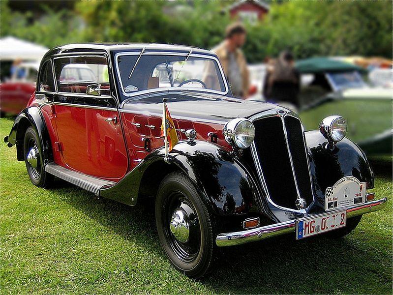 799px-2005-08-27 Hansa 1100, Bj. 1937- Foto Spu
