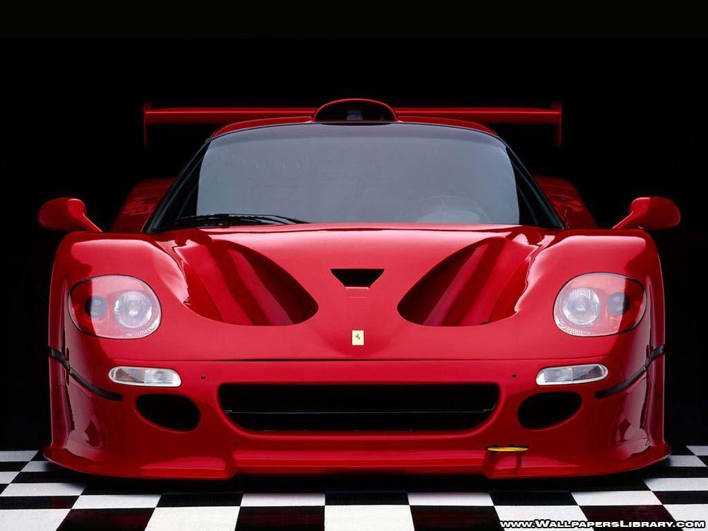 Ferrari-red-front-wallpaper-314