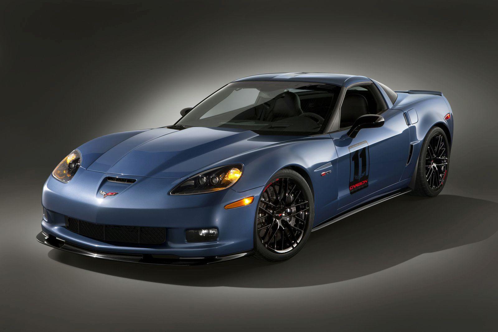 2011-Chevrolet-Corvette-Z06-Carbon-Limited-Edition-Front-Angle-View-1-1-