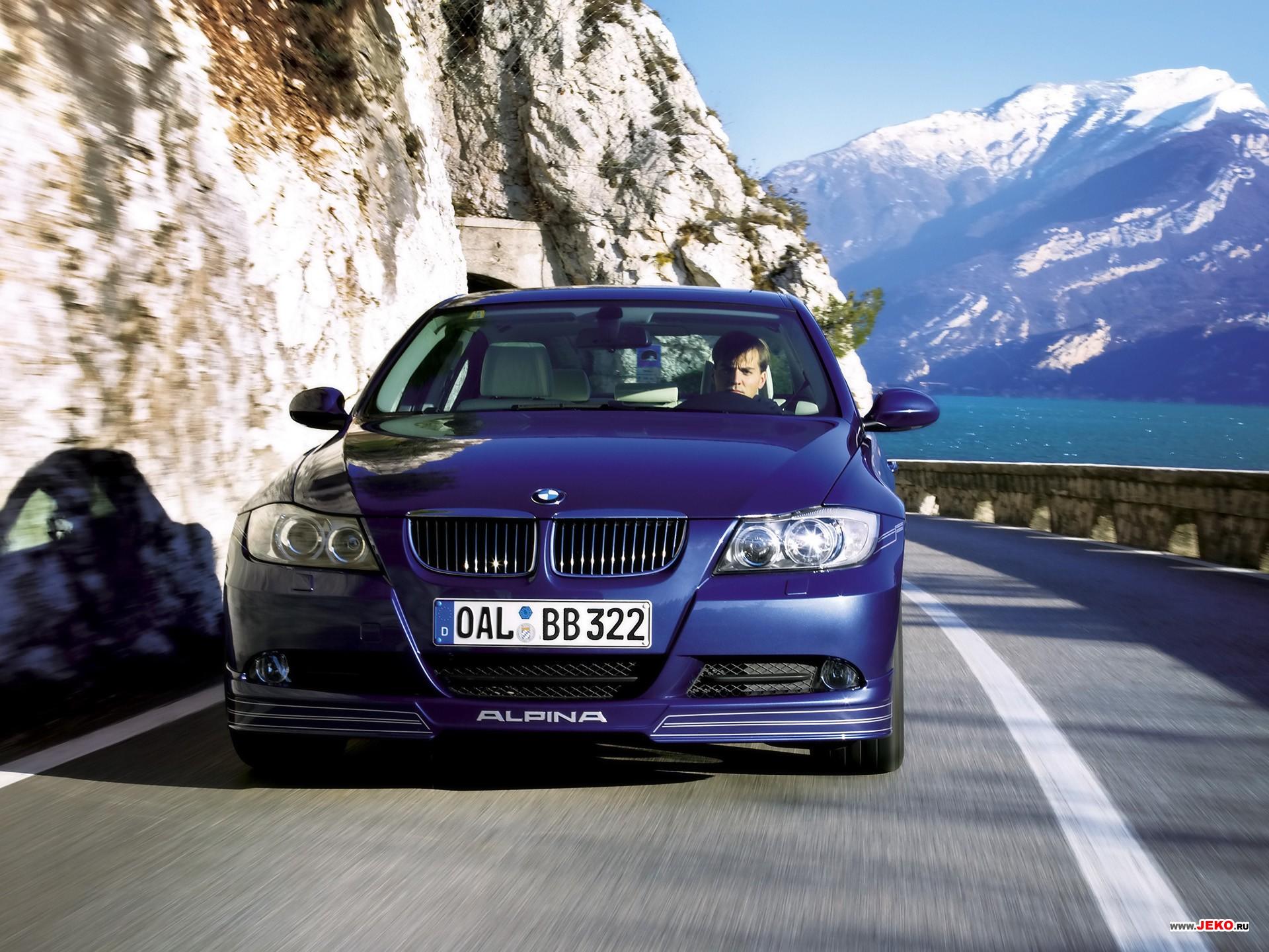 BMW-335i-2007-Alpina-B3-Bi-Turbo-based-on-1-