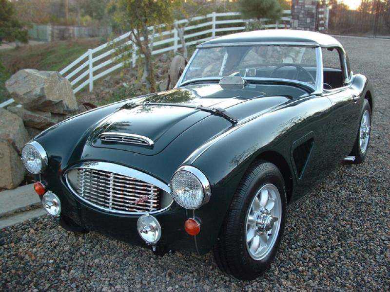 1959 austin-healey bt7 roadster m-1-