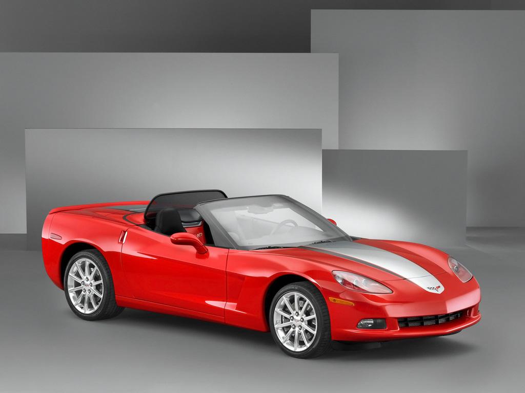 Chevrolet Corvette Convertible C6 Street Appearance Concept, 2005-1-
