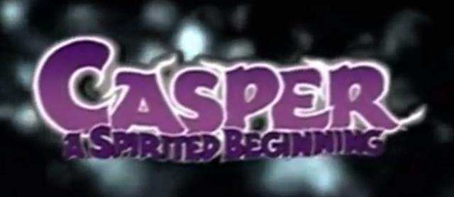 File:Casper A Spirited Beginning title.PNG