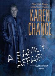 A Family Affair (Cassandra Palmer