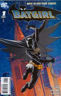 Batgirl Mini 1