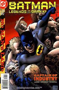 Legends of the Dark Knight 124