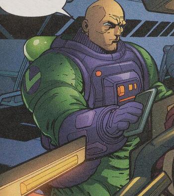 Luthor's Armor 2