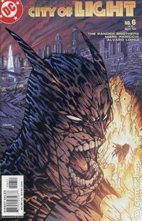 Batman City of Light 6