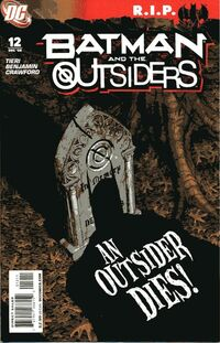 Batman and the Outsiders 12
