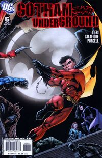 Gotham Underground 5