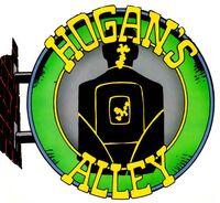 HOGAN'S ALLEY LOGO