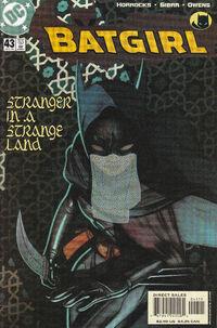 Batgirl 43