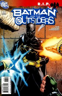 Batman and the Outsiders 13