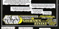 Bruce Wayne: The Road Home (Commissioner Gordon)