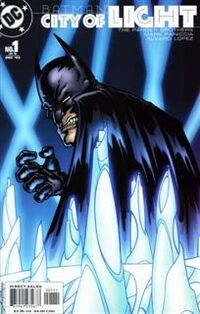 Batman City of Light 1