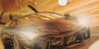 Batmobile 2008 (Outsiders)