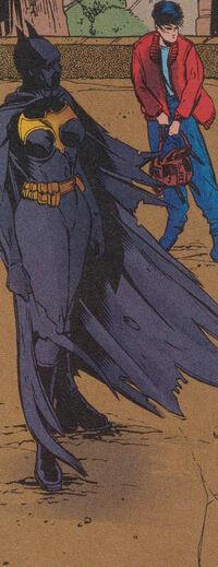 Batgirl III Uniform 5