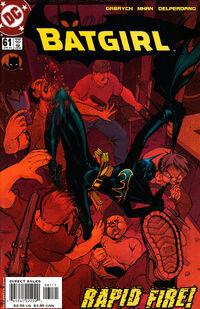 Batgirl 61
