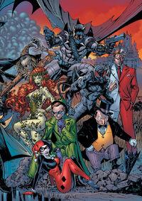 Batman Battle for the Cowl 3