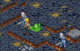 Skeleton Scenario 1