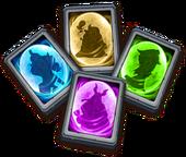 Hero-cards